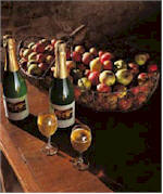 Cider in the Pays d'othe