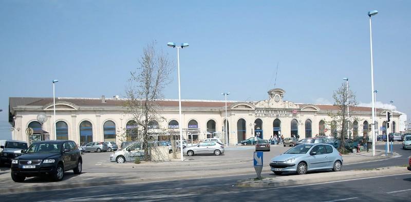 Sete-train-station