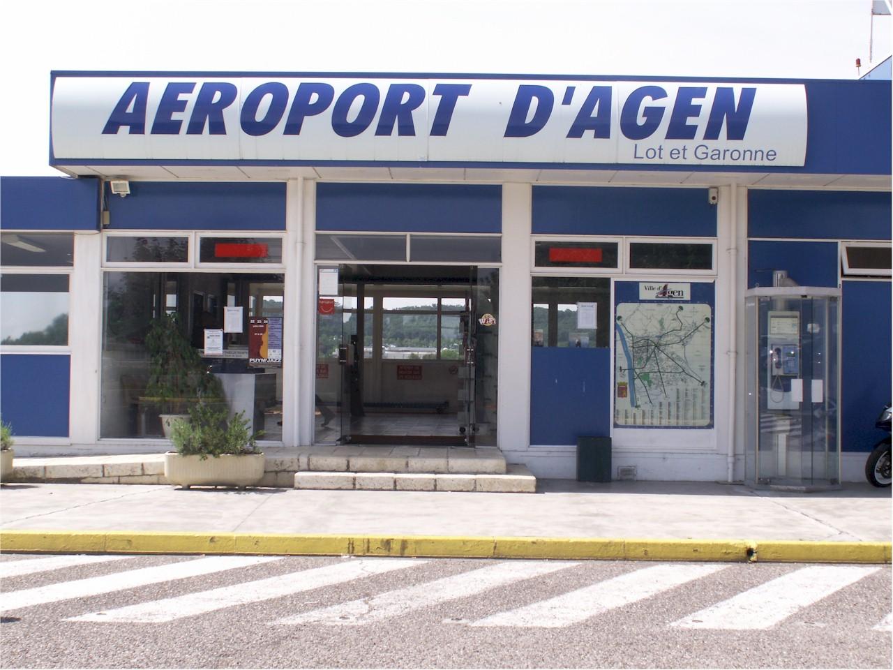 Agen-Airport