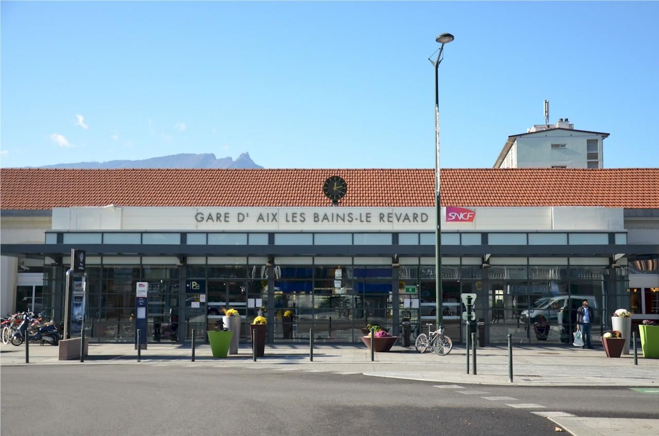 Aix-les-Bains-Le-Revard-train-station