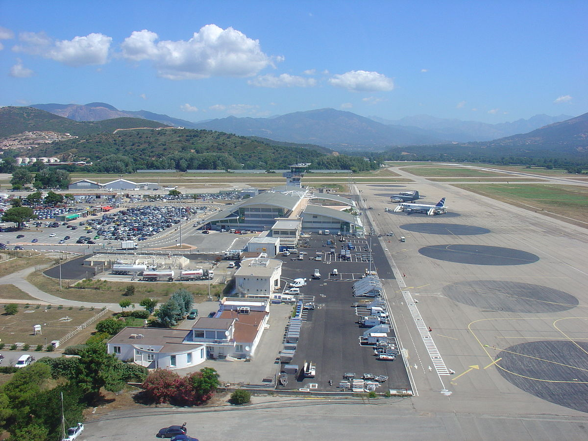 Ajaccio-Napoleon-Bonaparte-airport