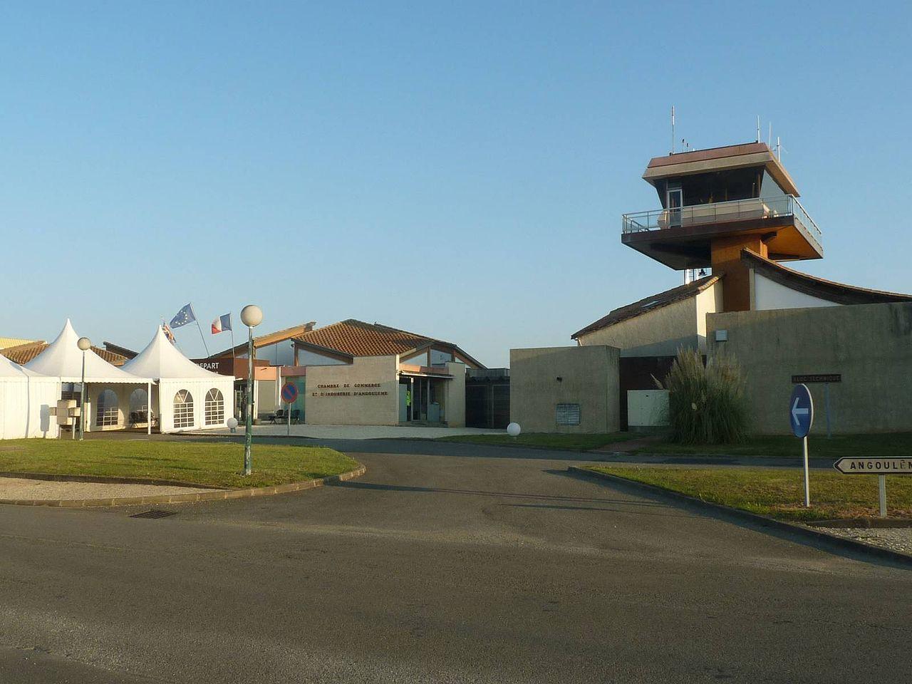 Angouleme-Cognac-Airport