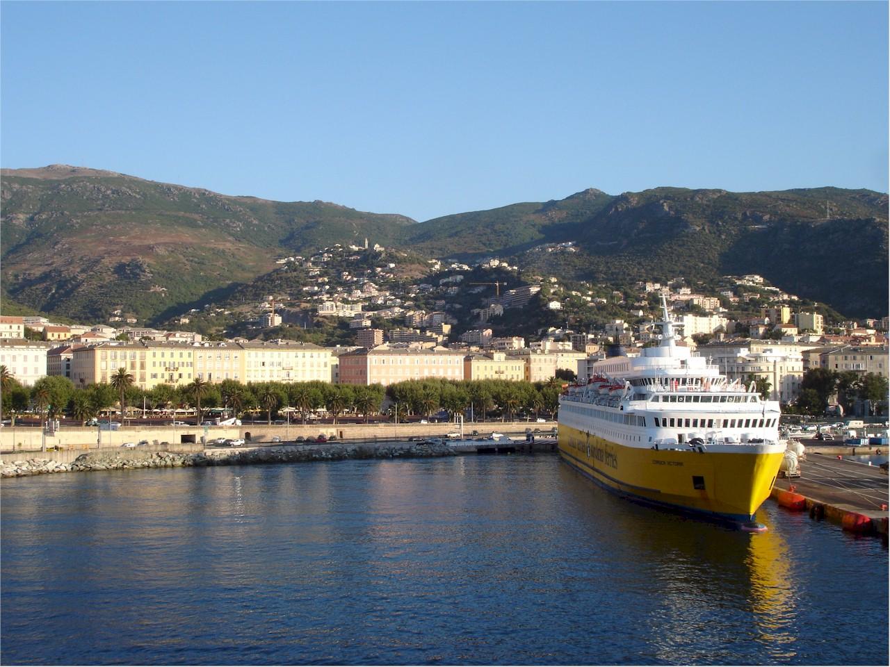 Bastia-Ferry-Port