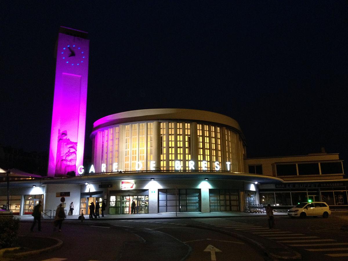 Brest-train-station