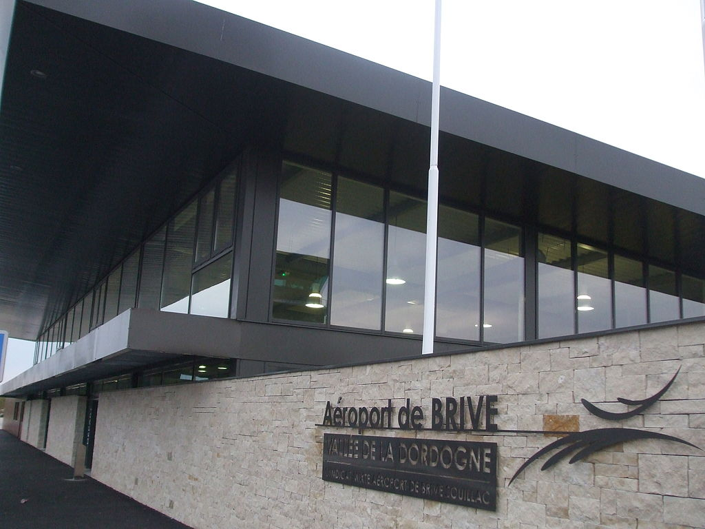 Brive-Vallee-de-la-Dordogne-Airport
