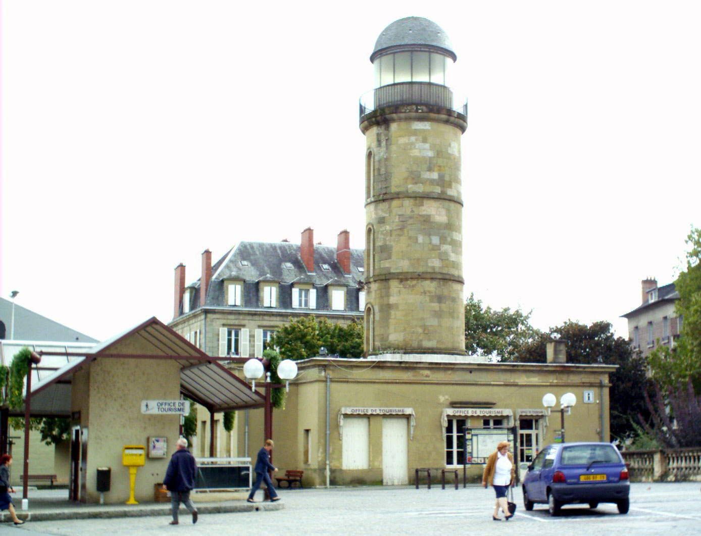 Brive-la-Gaillarde-Visitor-Center