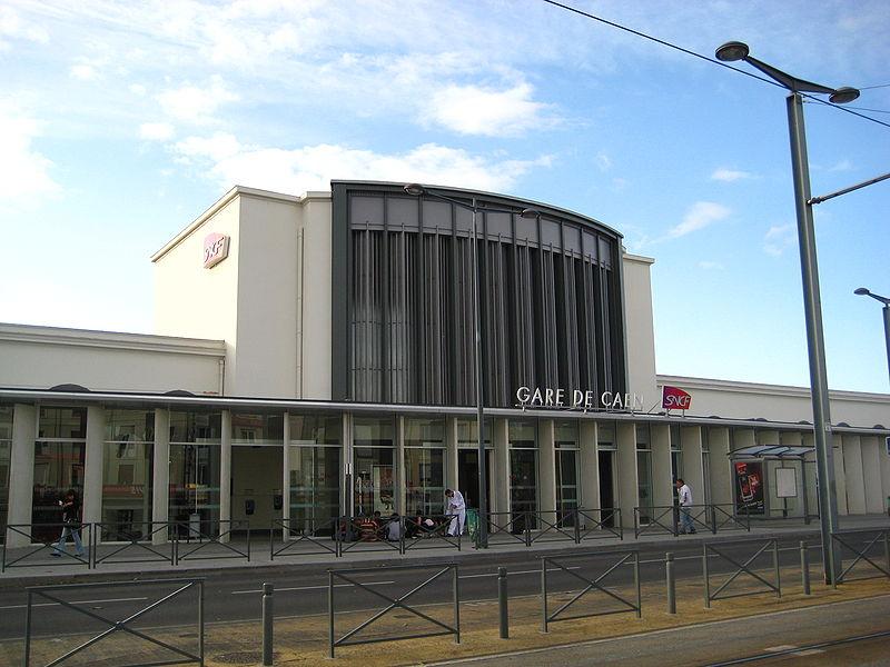 Caen-train-station