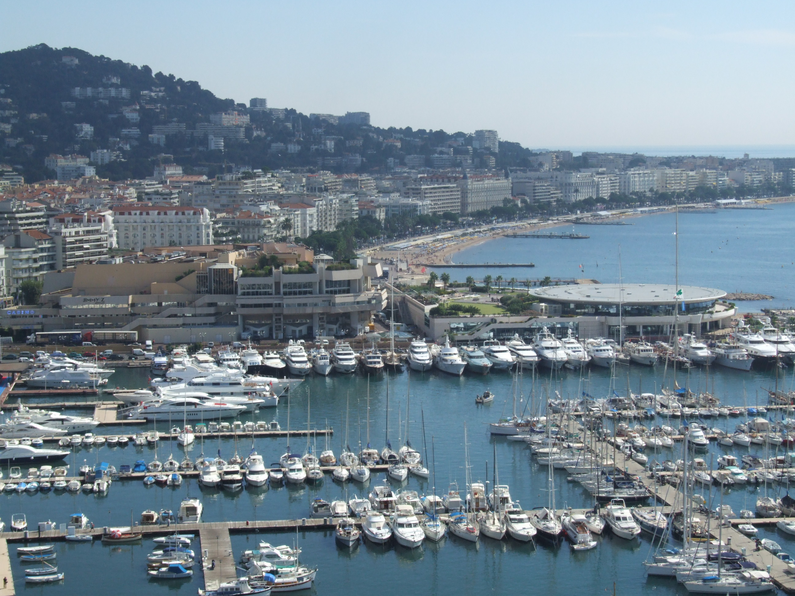 Cannes-port-and-croisette
