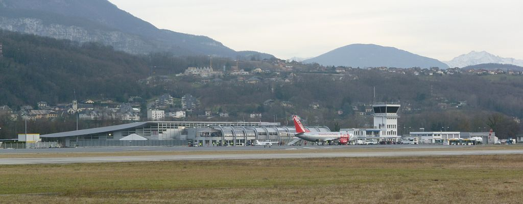 Chambery-Savoie-Airport
