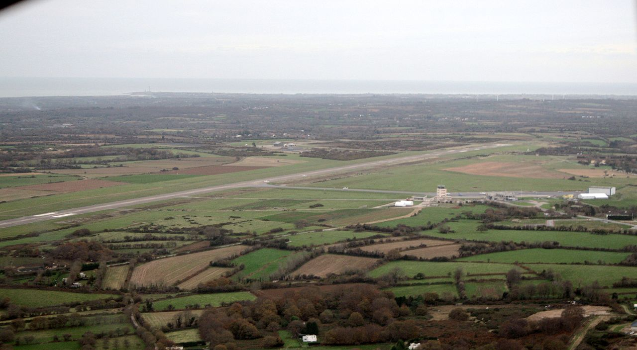 Cherbourg-Maupertus-Airport