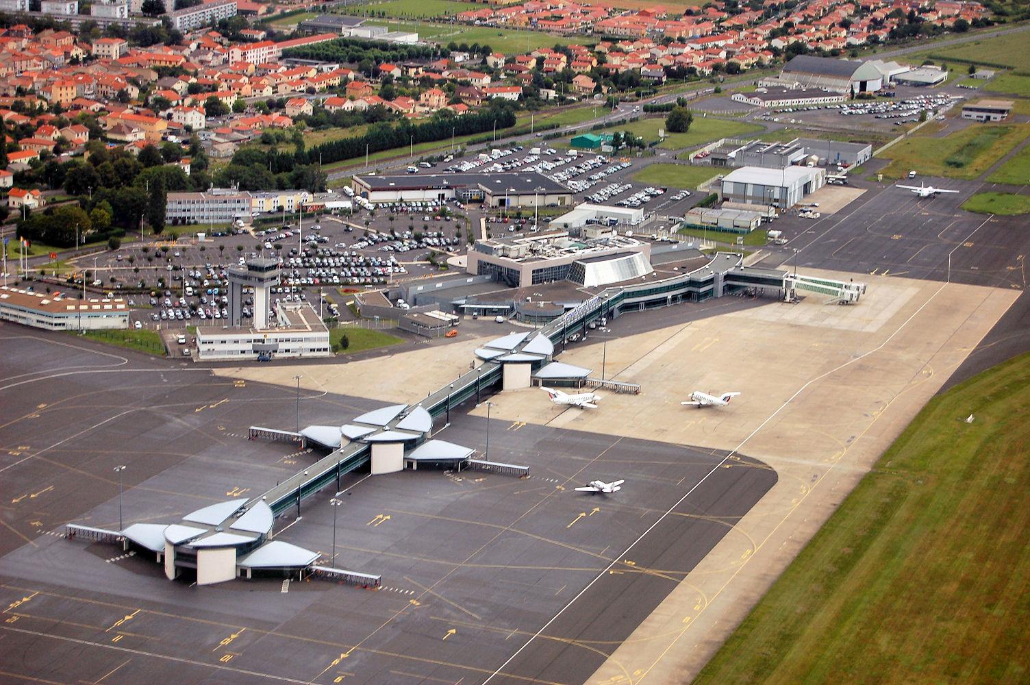 Clermont-Ferrand-Auvergne-Airport