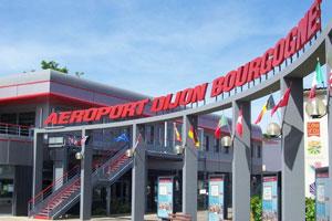 Dijon-Bourgogne-airport