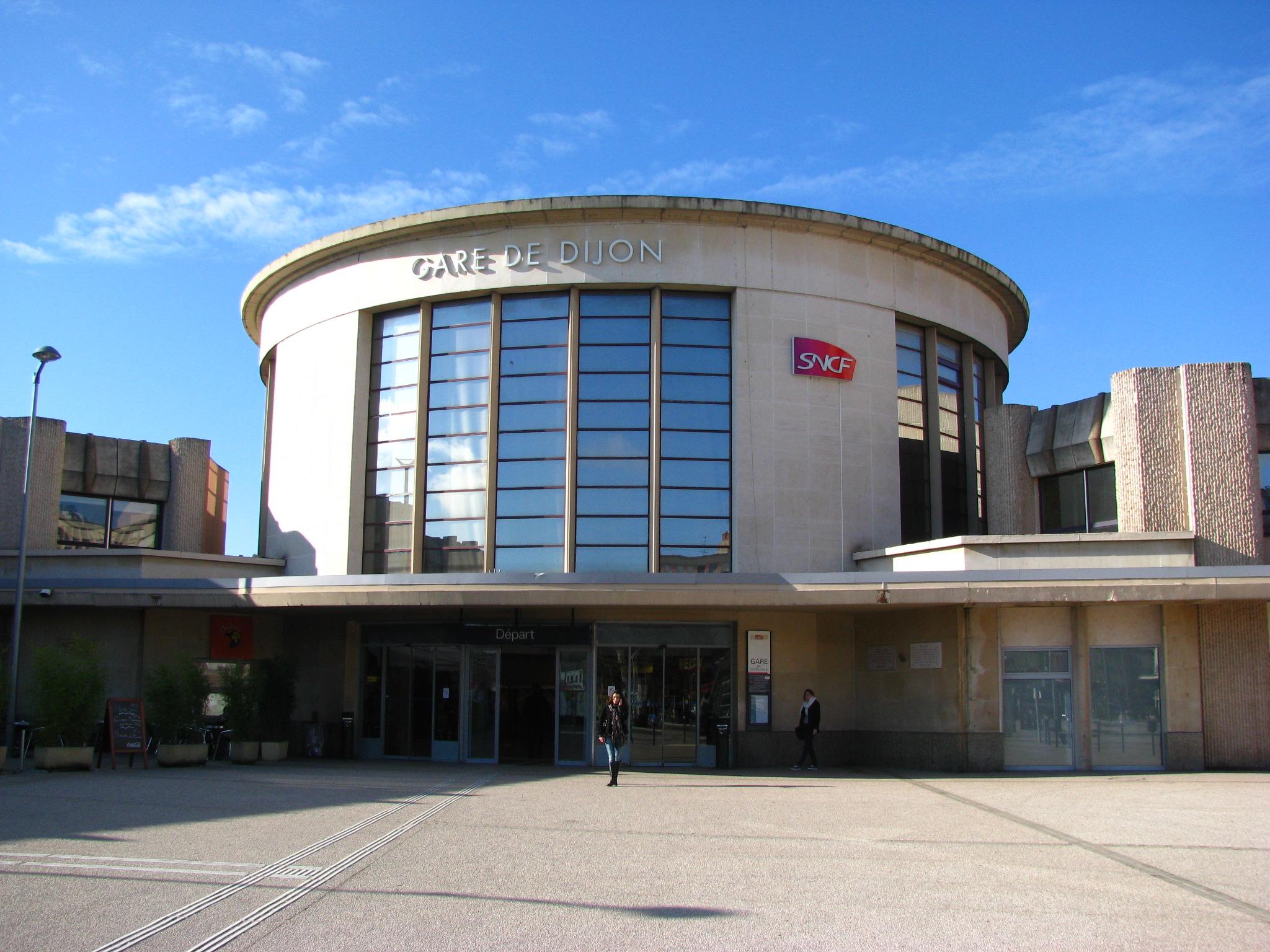 Dijon-Ville-train-station
