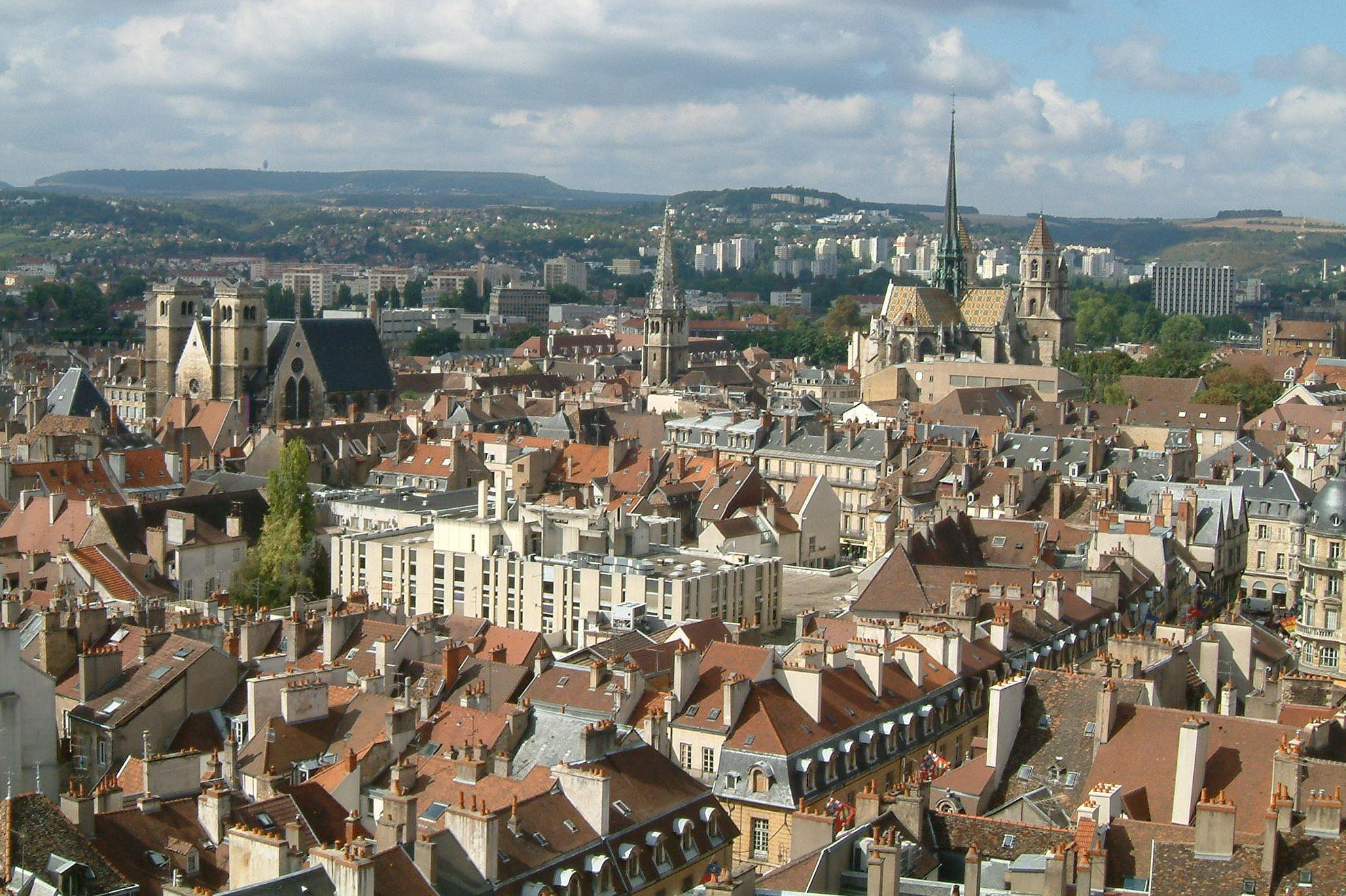 Dijon-panorama