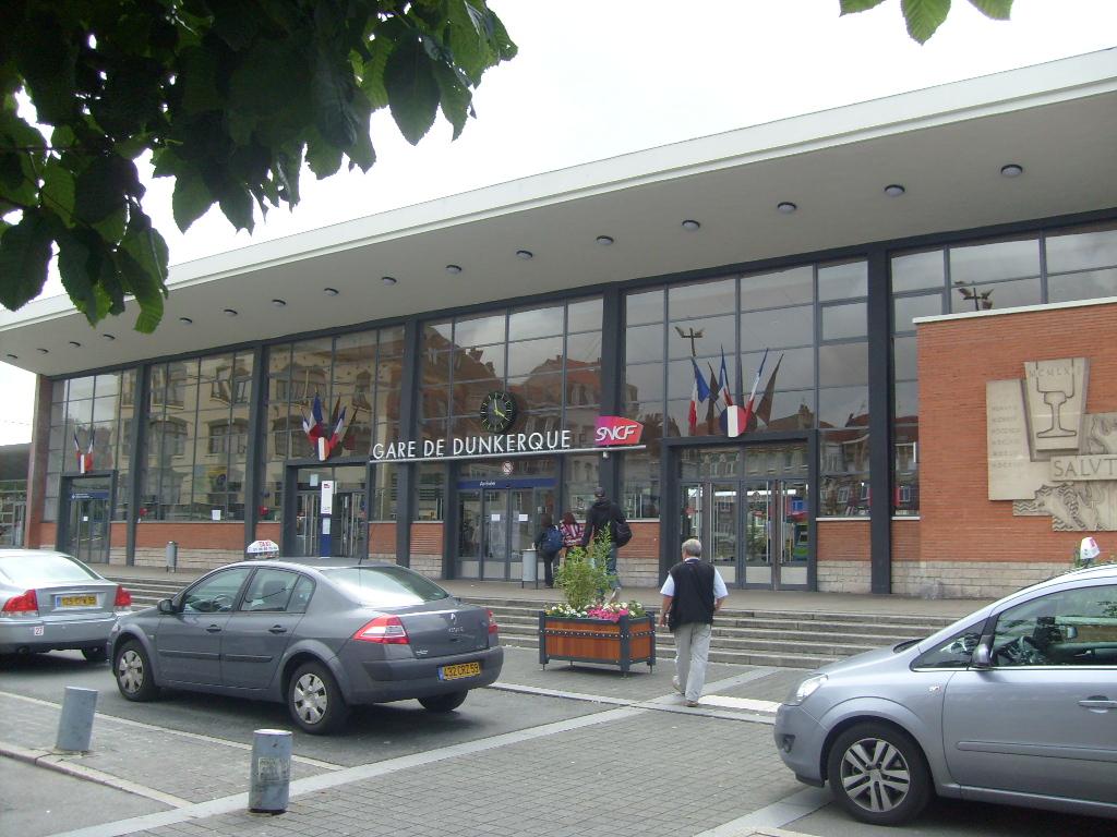 Dunkerque-train-station