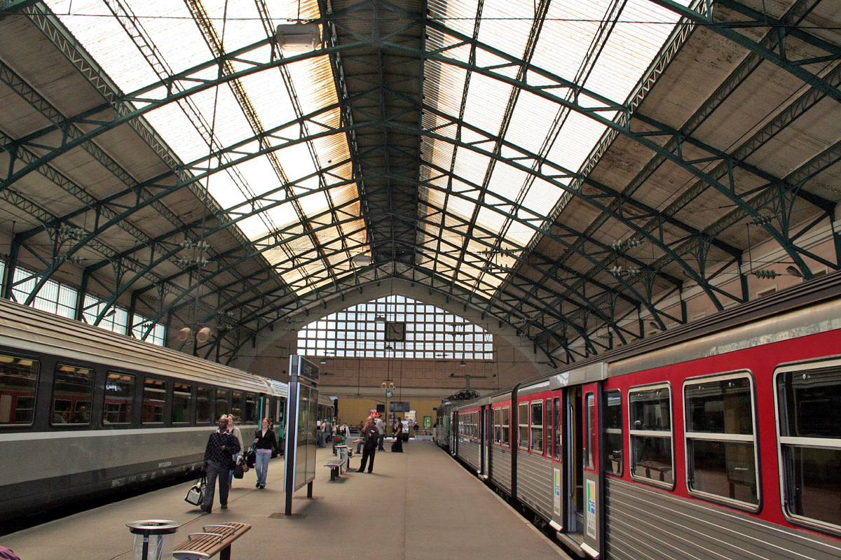 gare du havre train station bonjourlafrance helpful planning french adventure