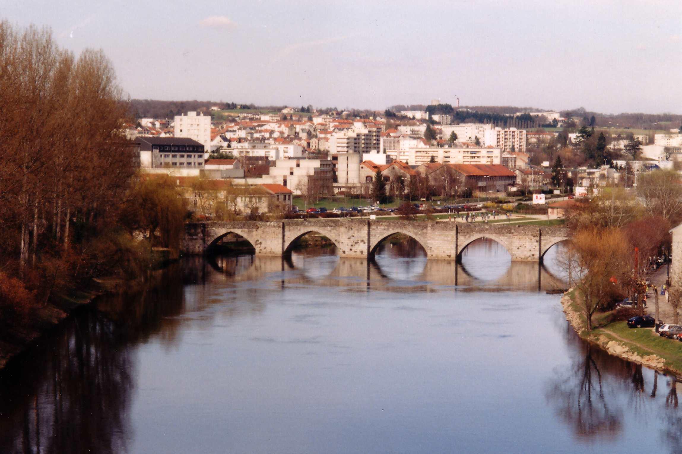 Limoges-Saint-Etienne-bridge