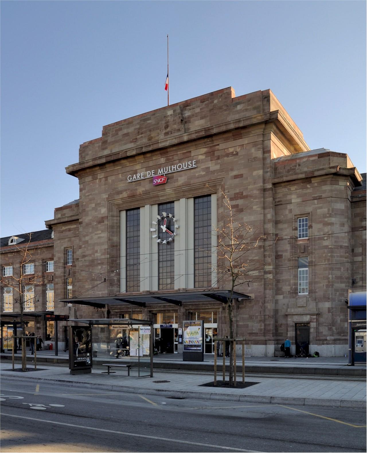 Mulhouse-train-station