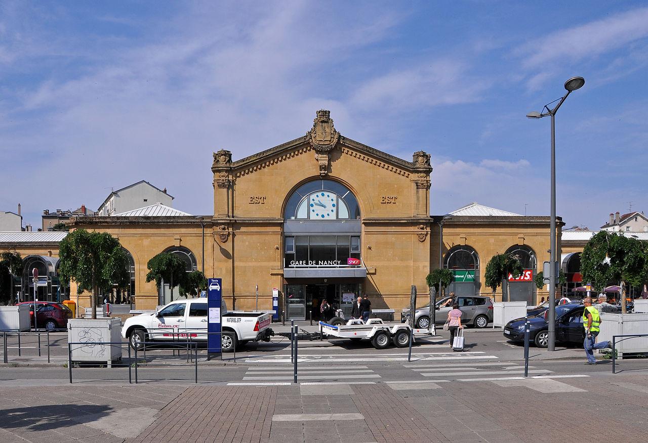 Nancy-train-station