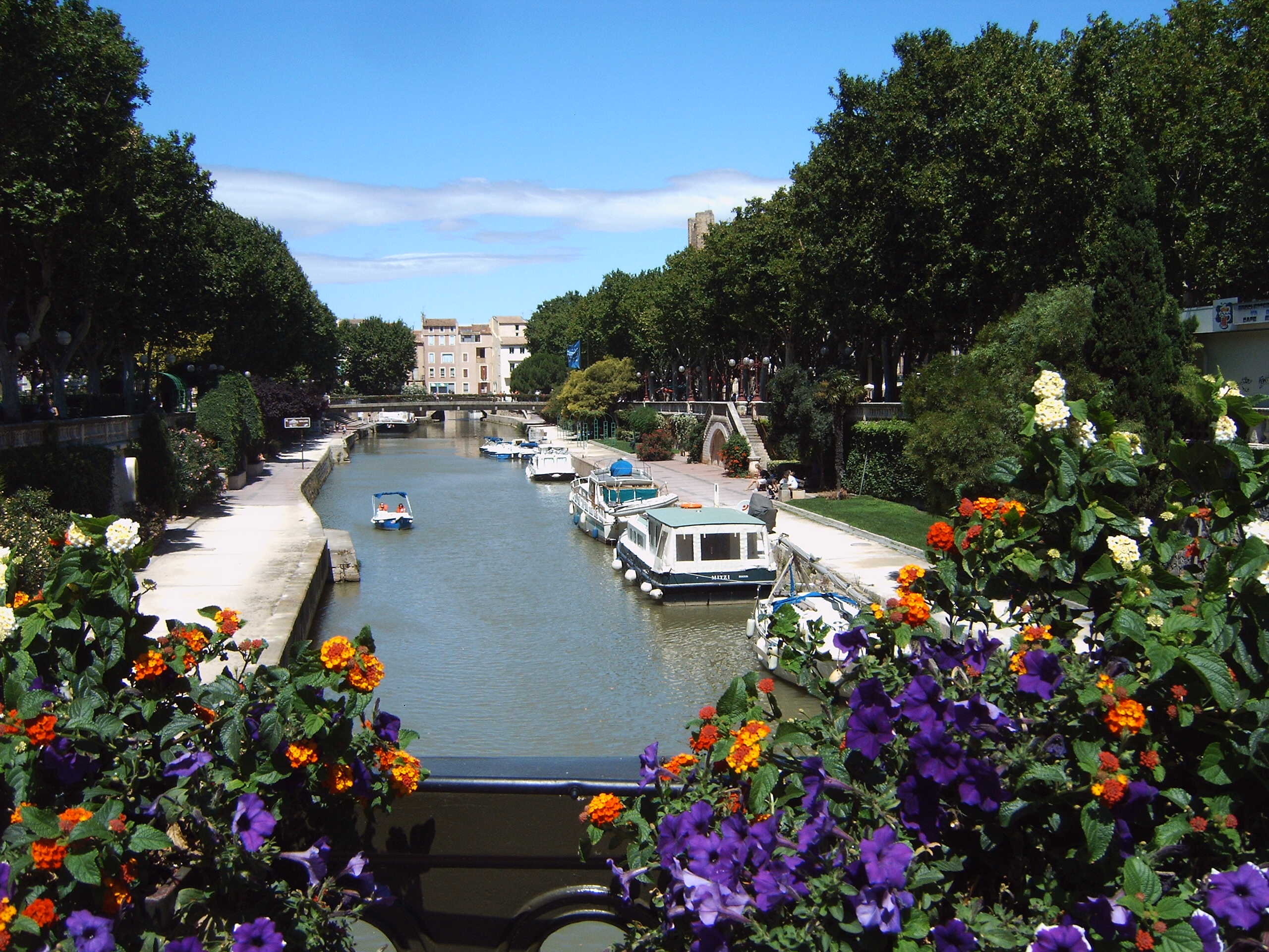 Narbonne-Canal-de-la-Robine