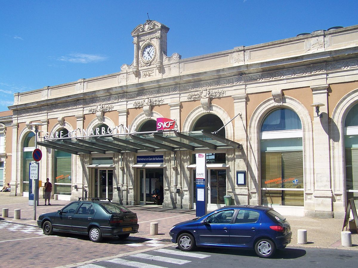 Narbonne-railway-station