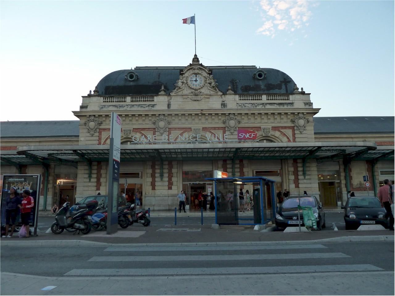 Nice-Ville-train-station