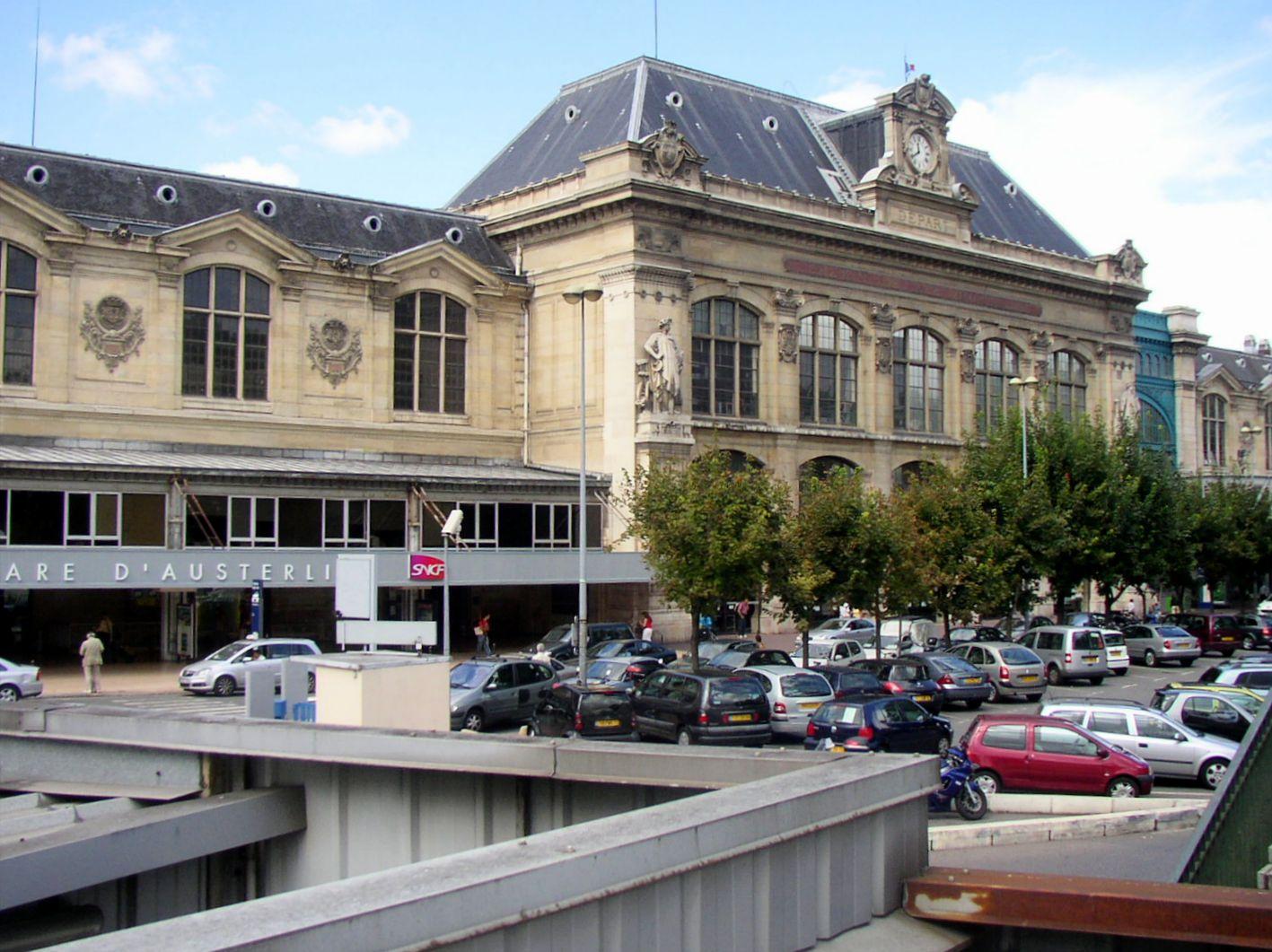 Paris-Gare-d-Austerlitz-train-station