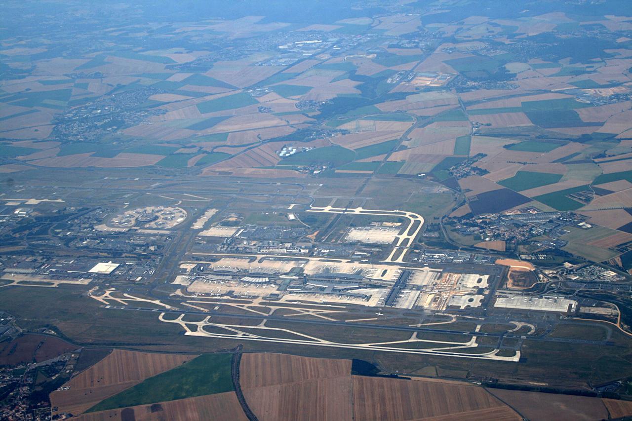 Paris-Roissy-Charles-de-Gaulle-Airport
