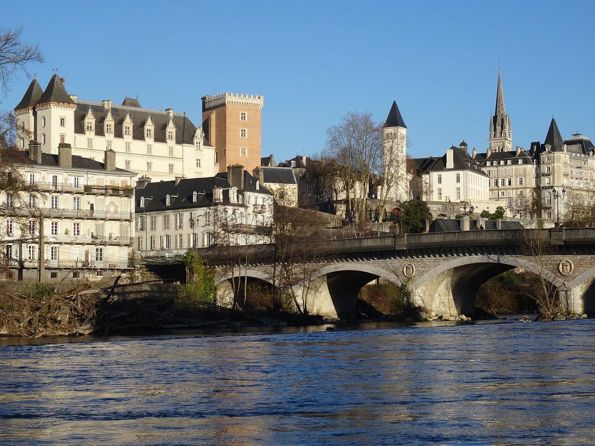 Pau-River-Gave