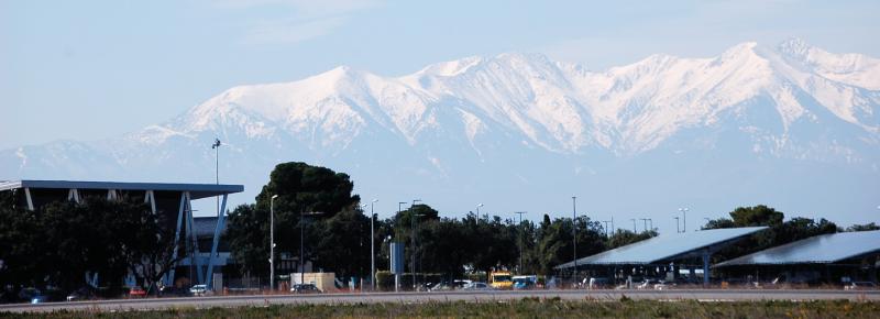 Perpignan-airport