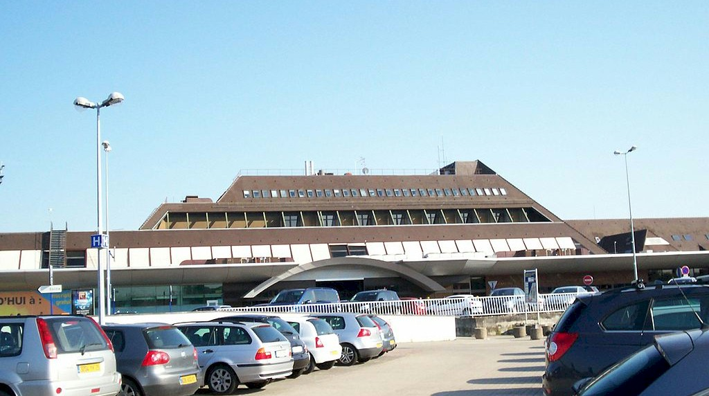 Strasbourg-Entzheim-Airport