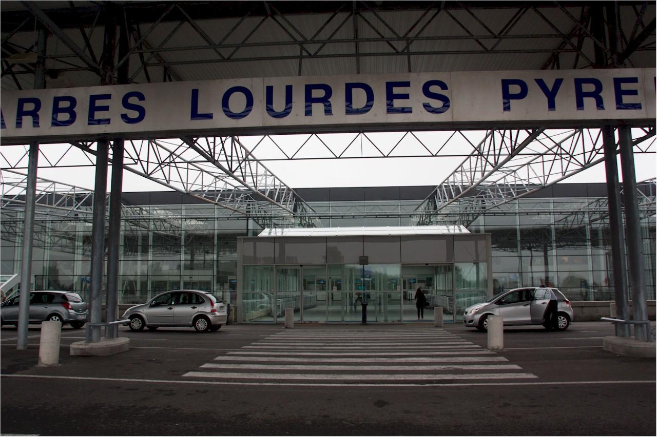 Tarbes-Lourdes-Airport