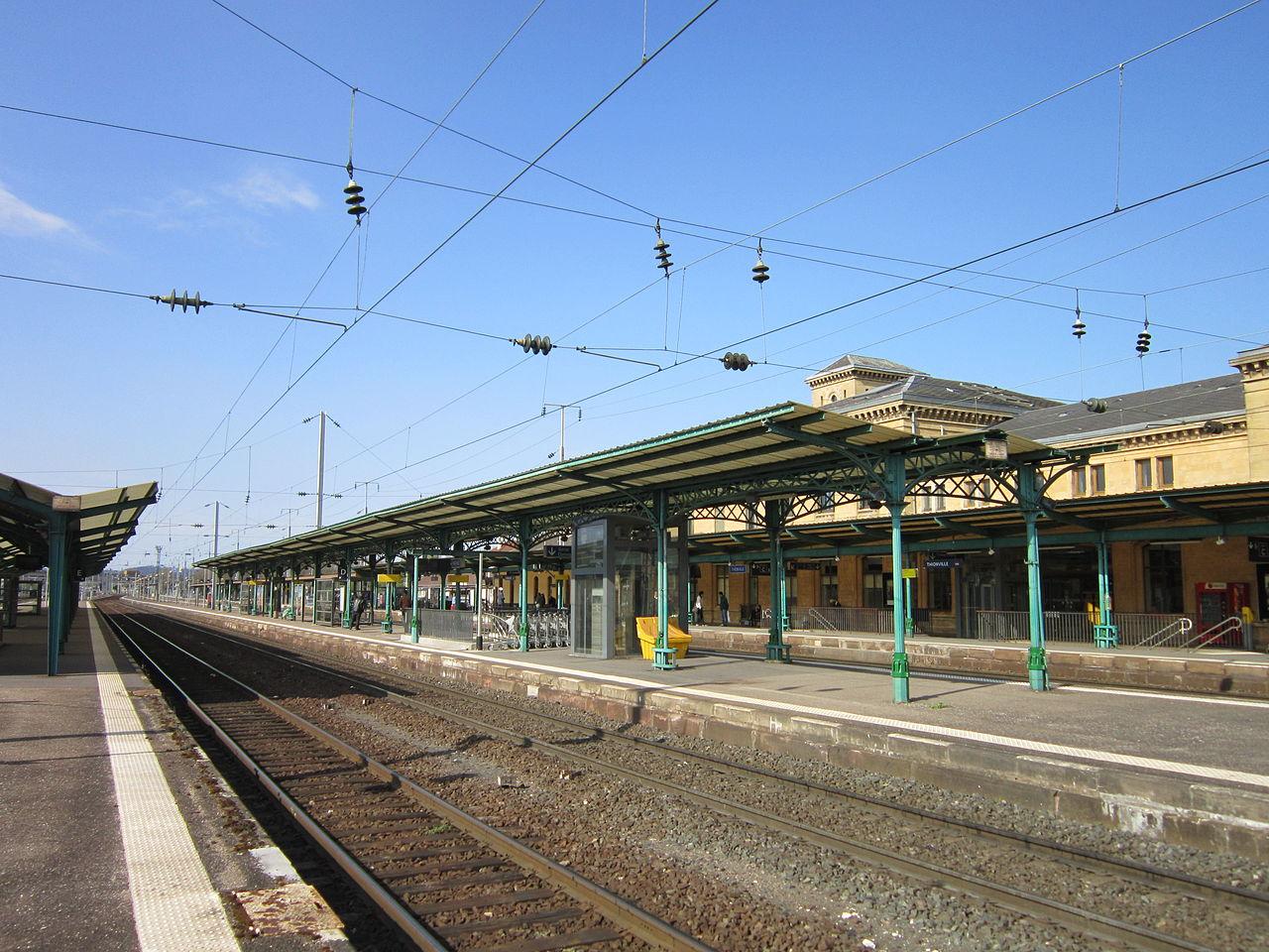 Thionville-train-station