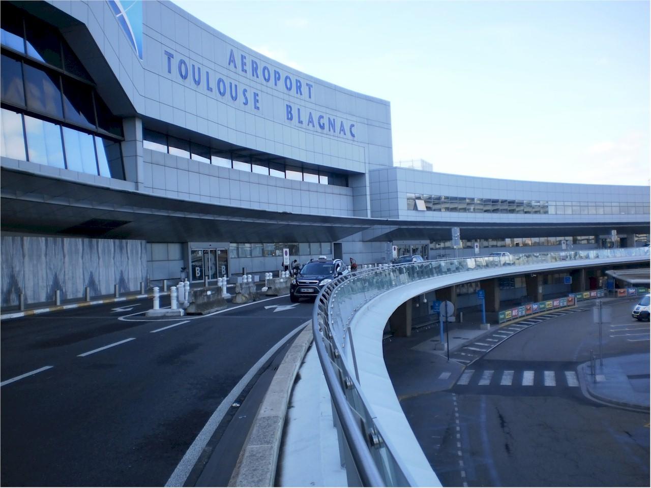 Toulouse-Blagnac-Airport