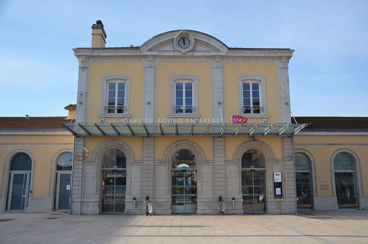 bourg-en-bresse-train-station