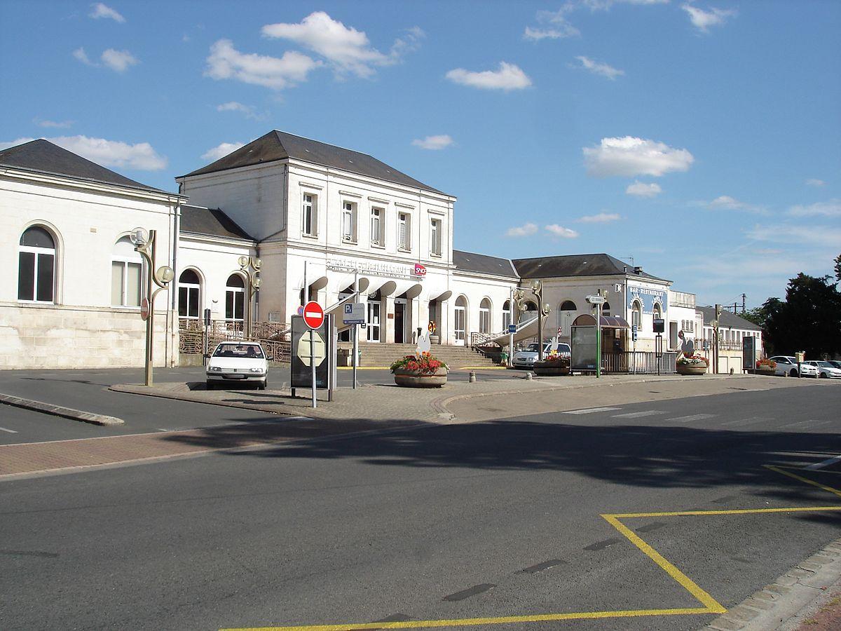 chatellerault-train-station