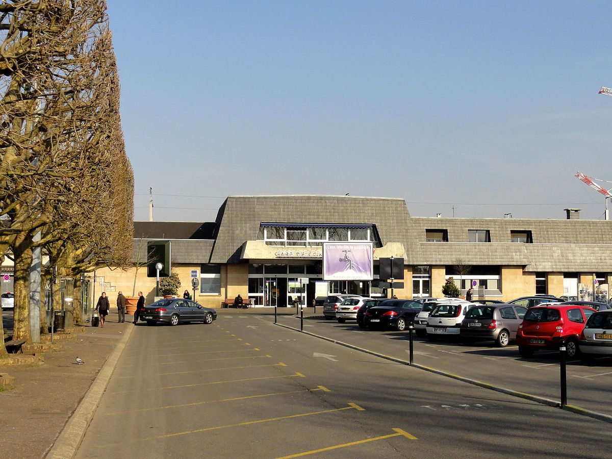 compiegne-train-station