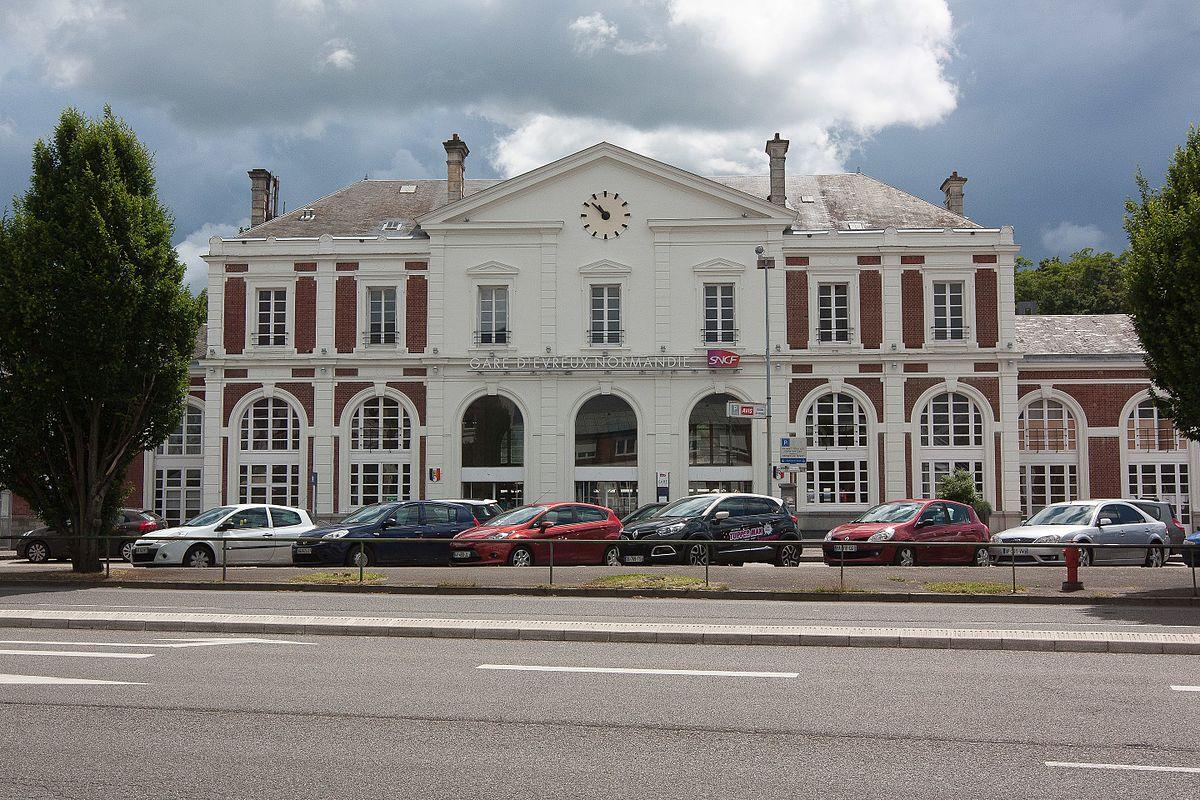 evreux-normandie-train-station