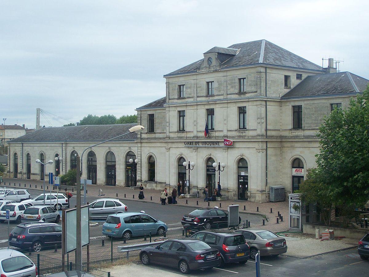 libourne-train-station