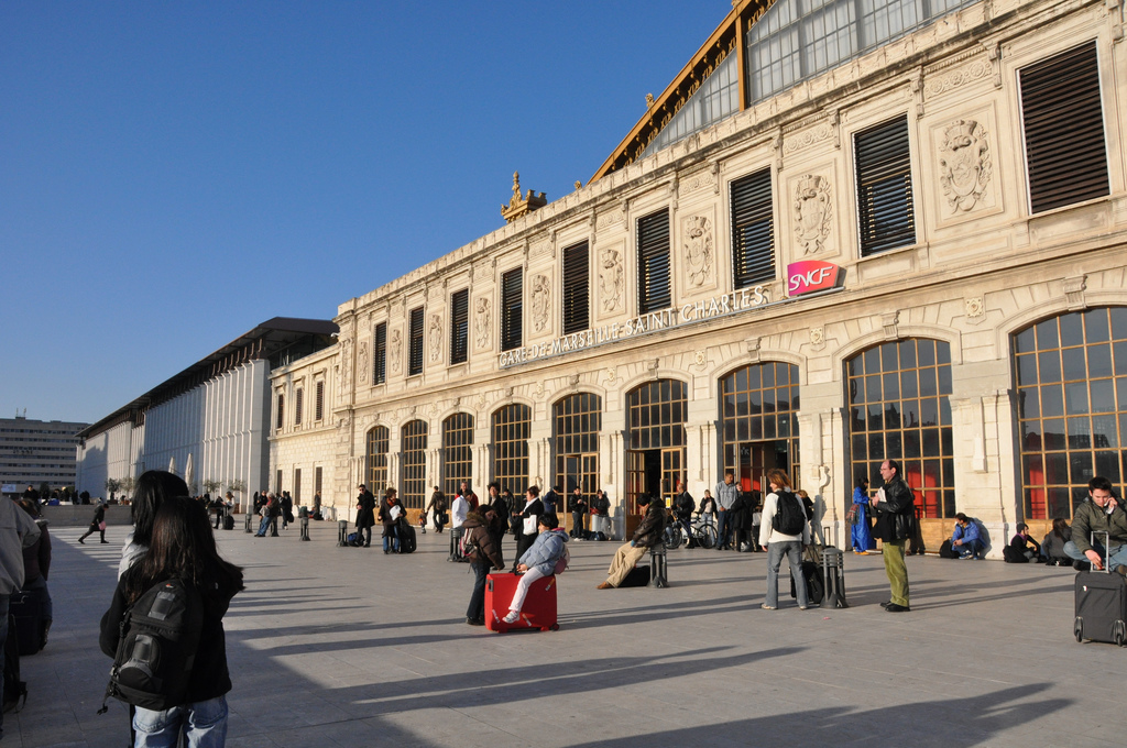 marseille-st-charles-train-station