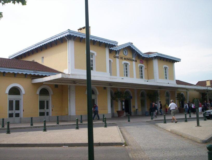 montelimar-train-station