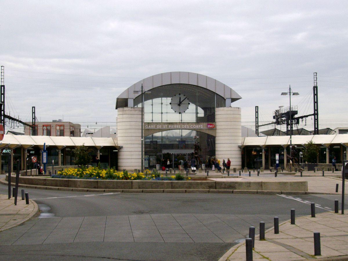 saint-pierre-des-corps-train-station