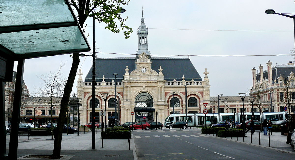 valenciennes-train-station