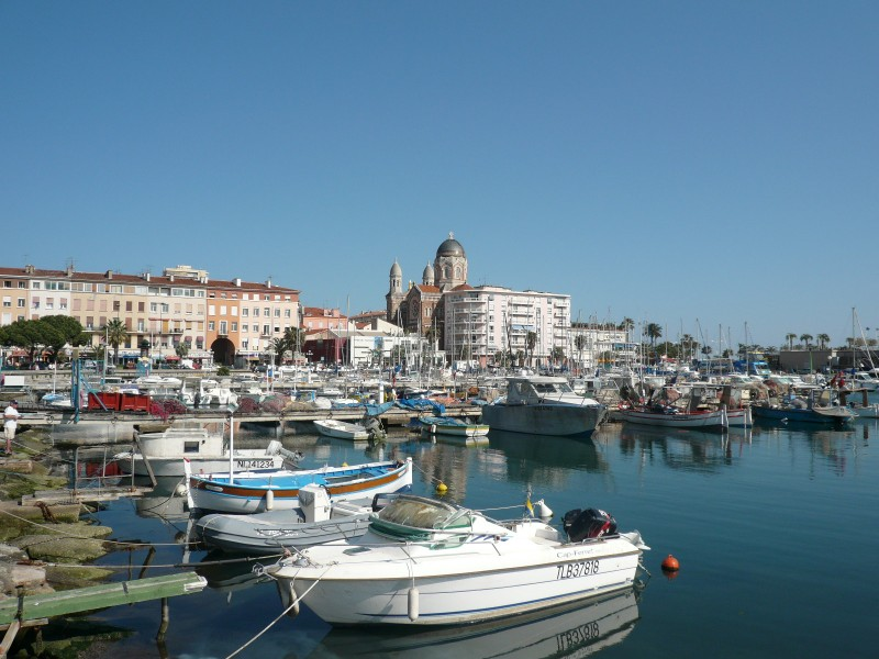 Saint-Raphael-and-Marina