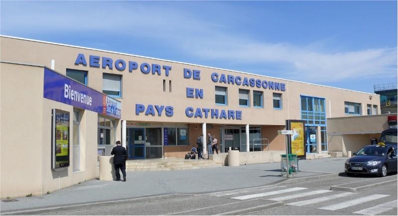 Carcassonne-Salvaza-Airport