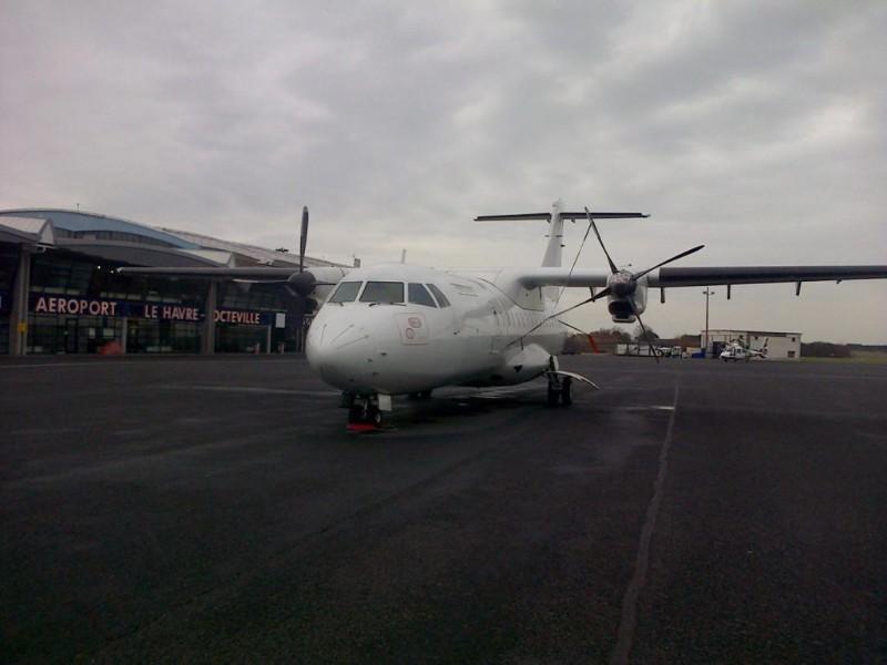 Le-Havre-Octeville-Airport