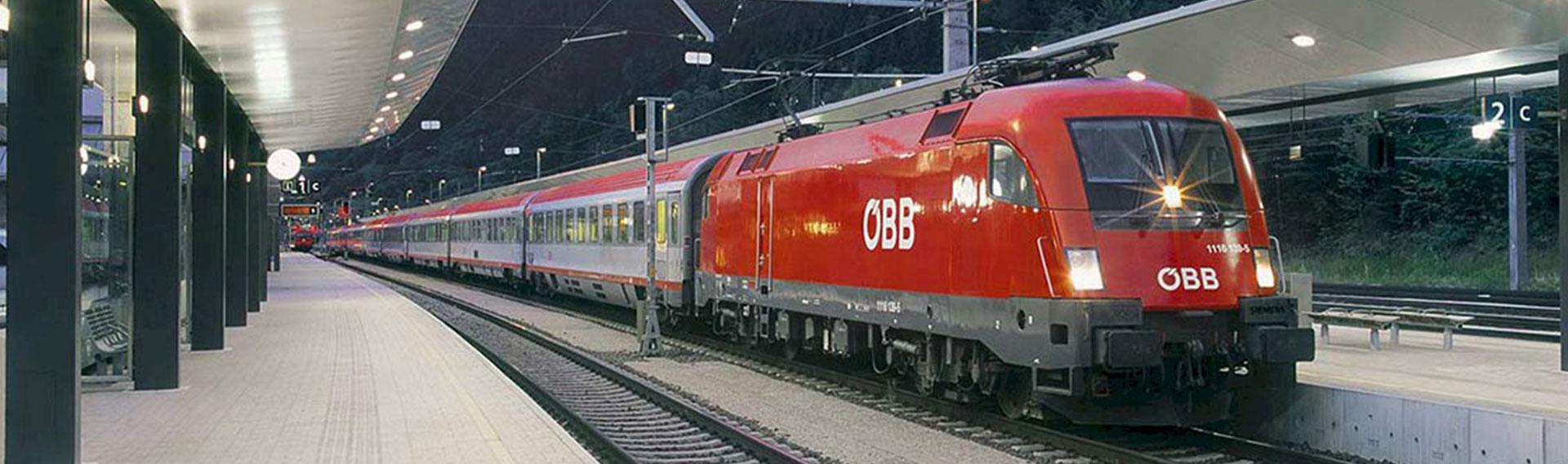 Austria-OBB-Intercity-departure
