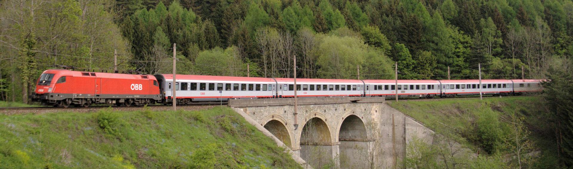 Austria-OBB-Intercity
