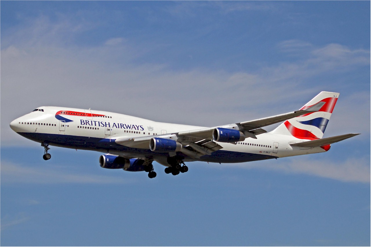 British-Airways-boeing-747-400