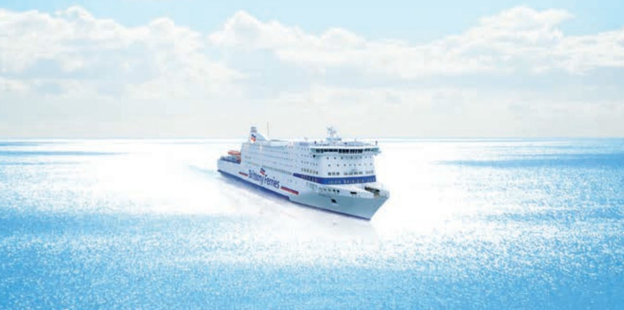 Brittany-Ferries-at-sea
